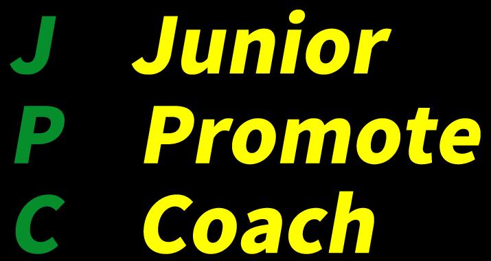 JuniorPromoteCoach